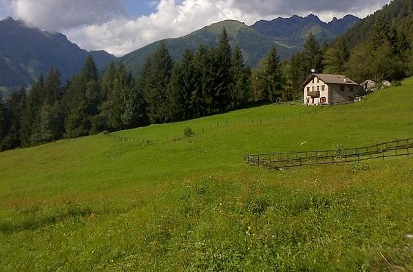 baita montagna prealpi