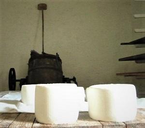 formaggi formagelle capra Azienda Agricola Baldassari Fabio Ermes Barghe Valle Sabbia